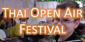 Read more about the article Thailändisches Open Air Musikfest(ival) in Mülheim – HD Video