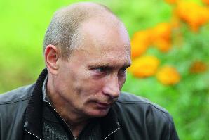 Wladimir Wladimirowitsch Putin - Präsident der Russischen Föderation;