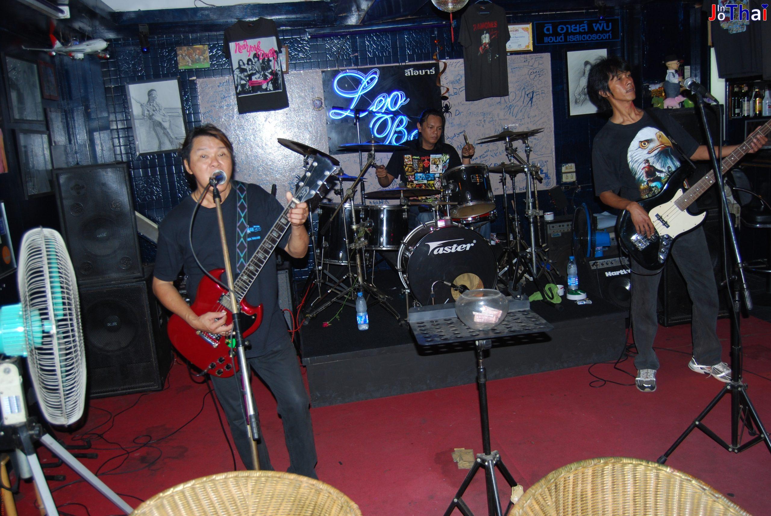 Leo's Blues Bar - Naklua - Banglamung - Pattaya - Thailand
