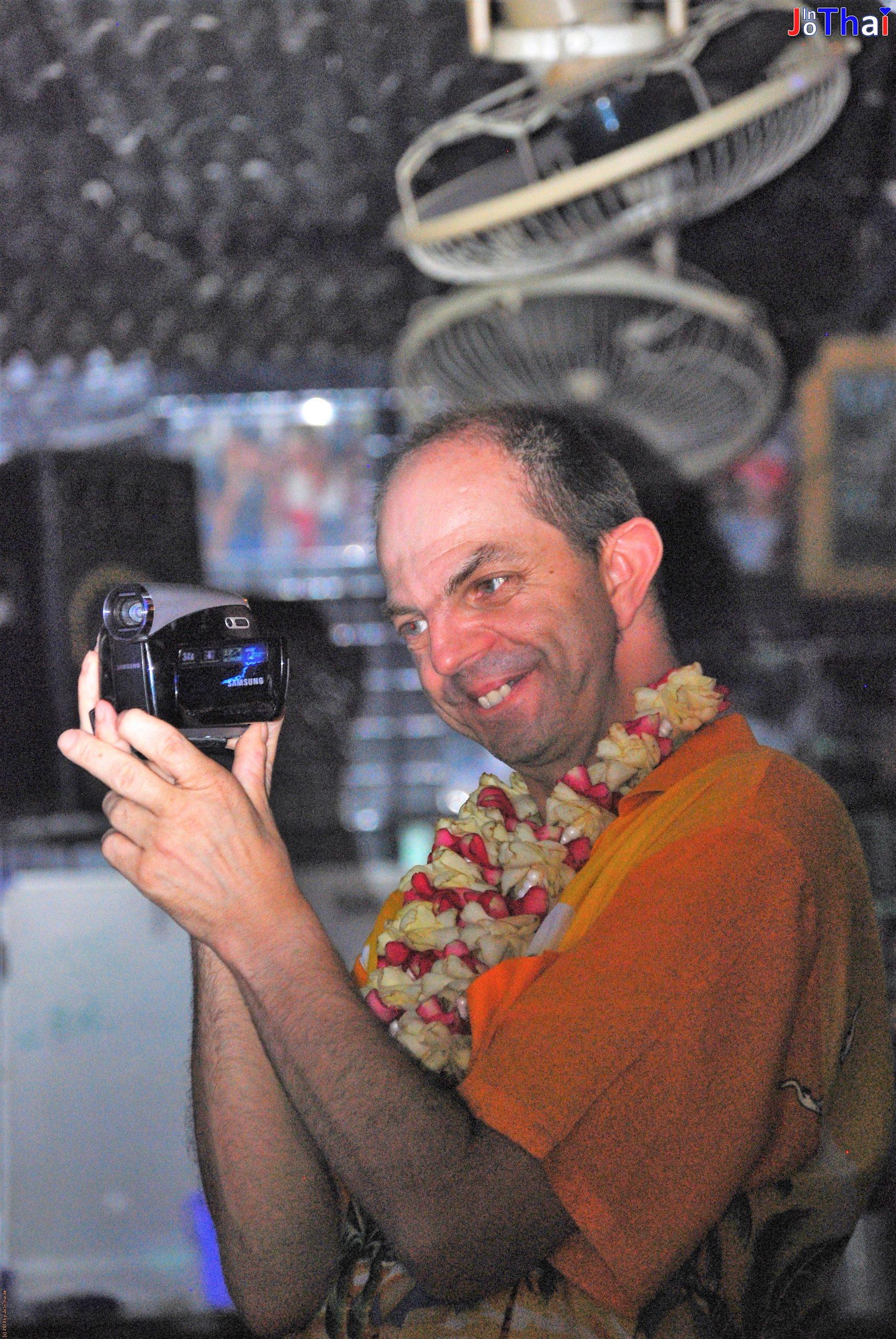 Mario Teusch von DSDS - Leo's Blues Bar - Naklua - Banglamung - Pattaya - Thailand