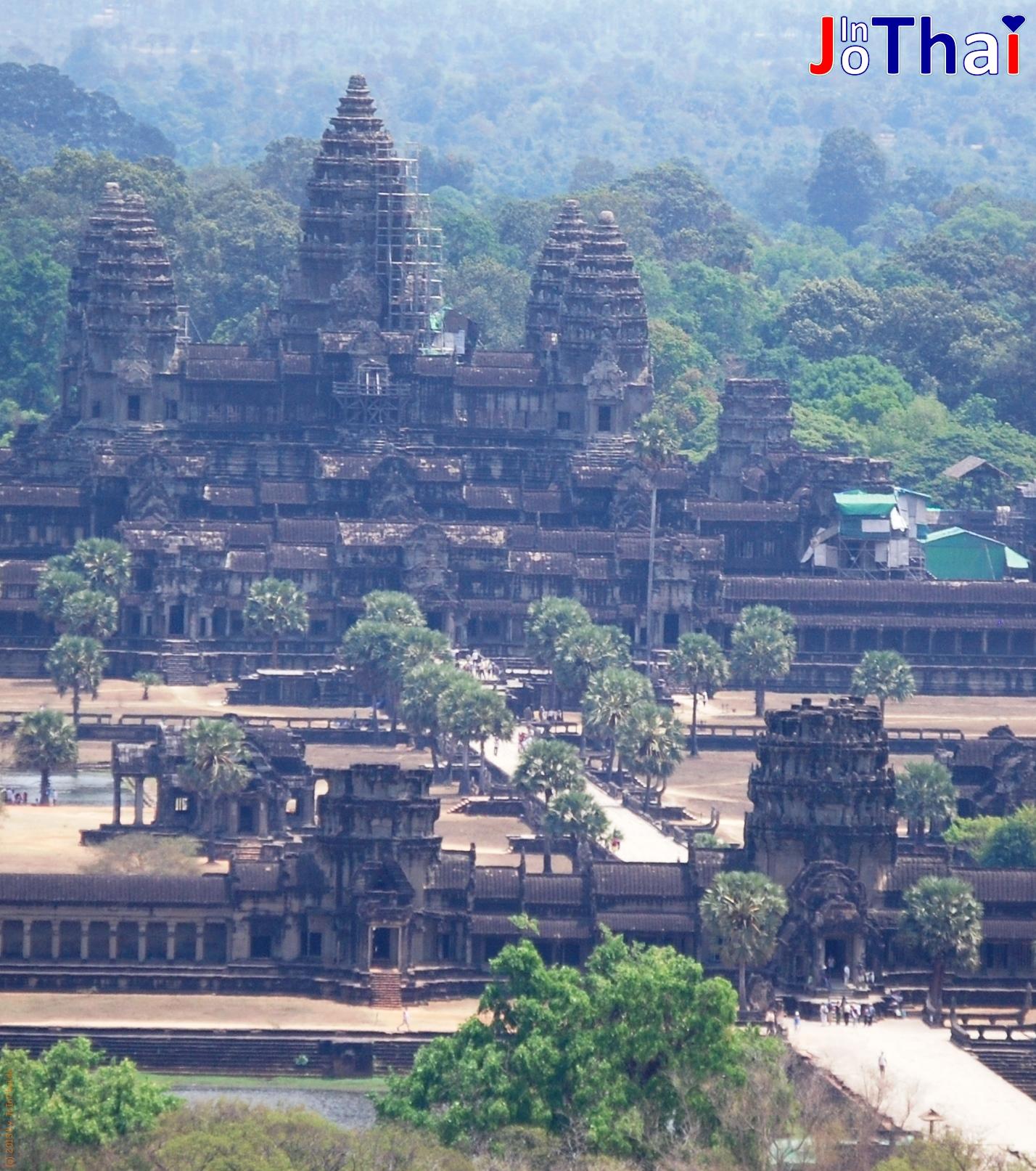 Angkor Wat – Der Höhepunkt meiner Kambodscha Reise. Das wohl meist fotografierte Symbol Kambodschas.
