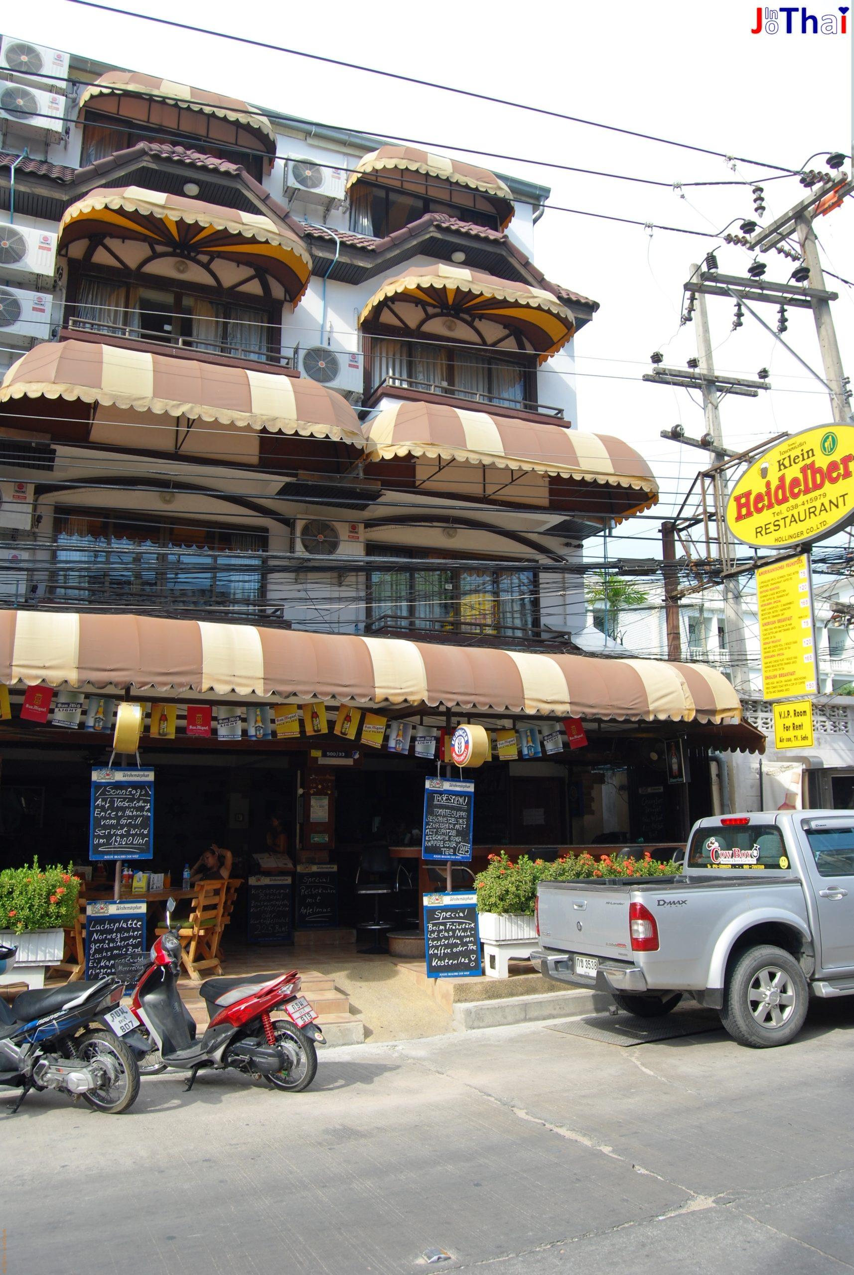 Hotel Klein Heidelberg - Pattaya - Thailand