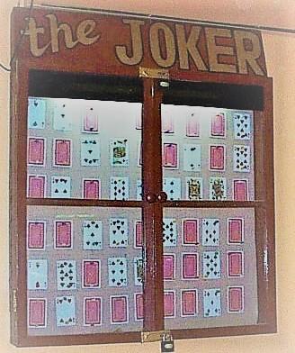 Das legendäre Joker Draw Spiel im Walkabout